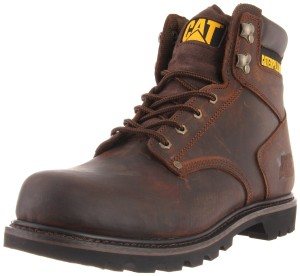 Safe and comfy work boot by CAT
