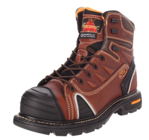 Thorogood safety toe work boot