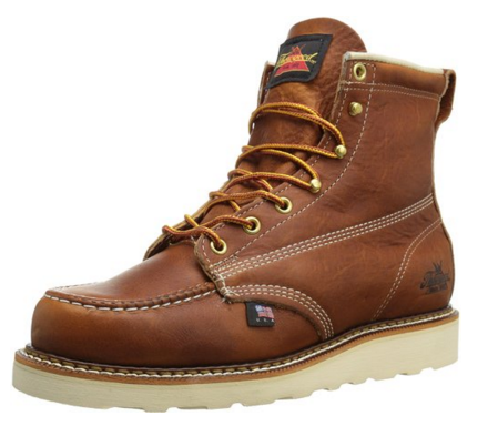 The most comfortable work boot by Thorogood