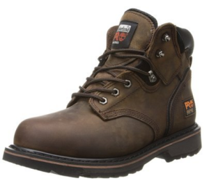 Timberland safety toe work boot