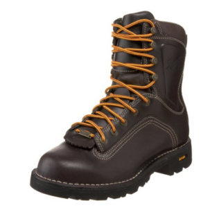 Danners standing work boots