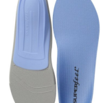 Blue premium superfeet insole