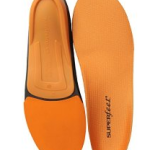 Orange premium superfeet insole