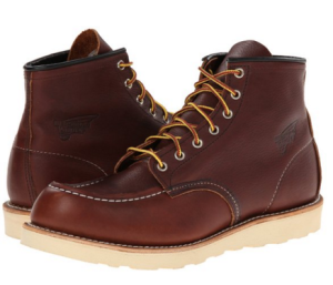 Top work boots by Red wing