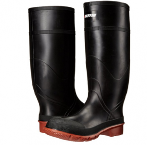 Top rated water proof work boots by Baffin