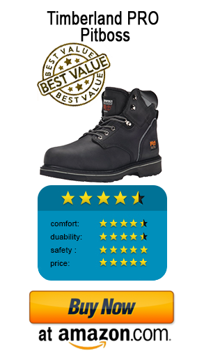 Best value work boot