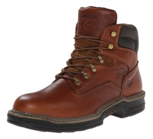 Wolverine comfortable work boot