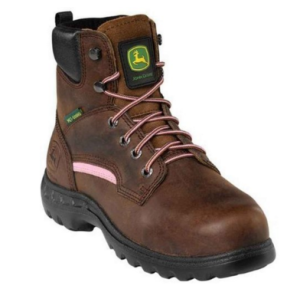 Safe work boots for women