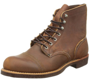 Red wing stylish work boots