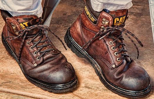 Best Work boots brand is CAT