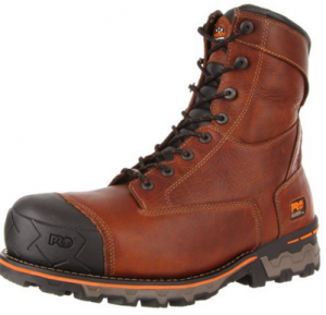 Top insulated work boots