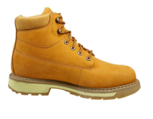 Wolverine comfortable work boots
