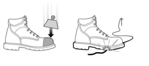 picture of hazards for work boots