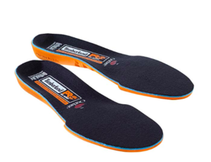 timberland orange insoles